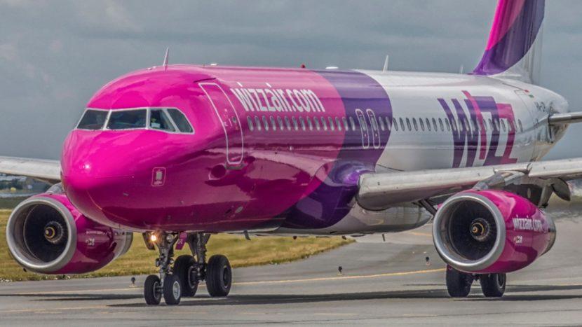 Wizz Air начинает полеты по маршруту Львов — Копенгаген